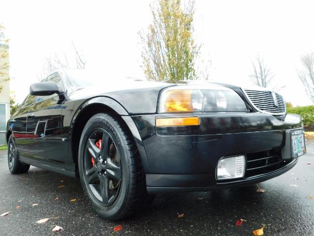 2000 Lincoln LS 3.0L 4DR Fully Loaded Only *107K Miles - Photo 24 - Portland, OR 97217