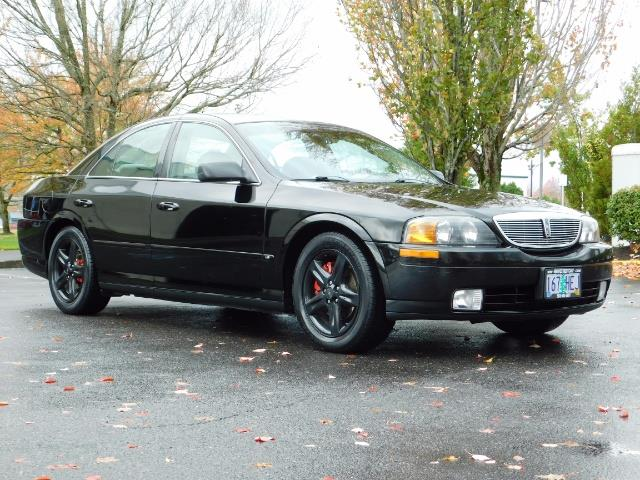 2000 Lincoln LS 3.0L 4DR Fully Loaded Only *107K Miles - Photo 2 - Portland, OR 97217