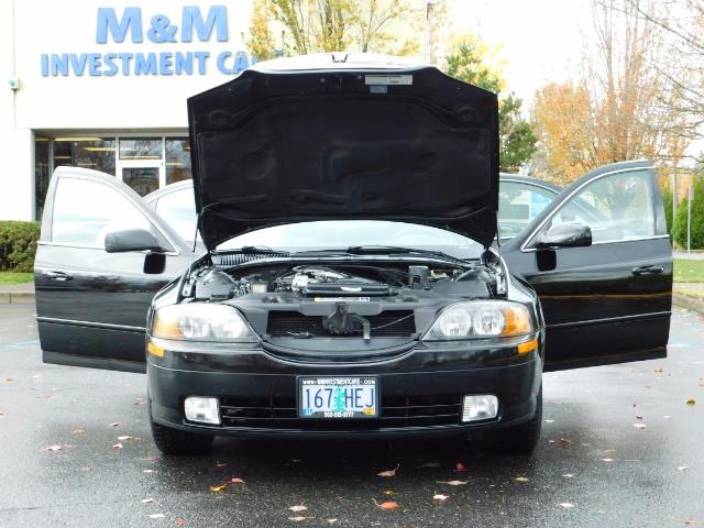 2000 Lincoln LS 3.0L 4DR Fully Loaded Only *107K Miles - Photo 30 - Portland, OR 97217