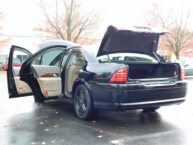 2000 Lincoln LS 3.0L 4DR Fully Loaded Only *107K Miles - Photo 27 - Portland, OR 97217