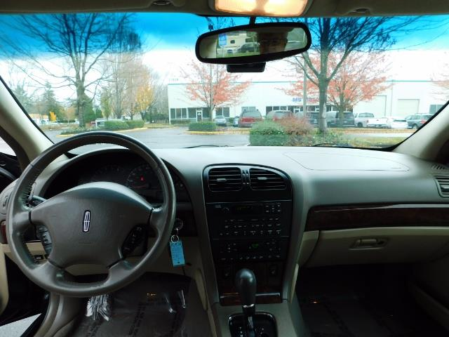 2000 Lincoln LS 3.0L 4DR Fully Loaded Only *107K Miles - Photo 32 - Portland, OR 97217