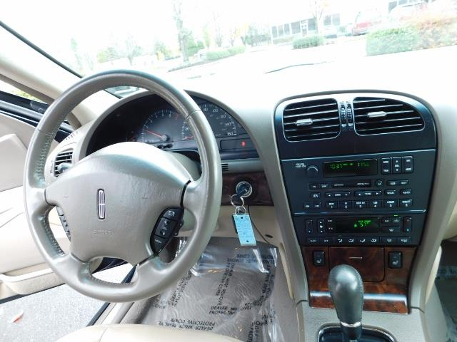 2000 Lincoln LS 3.0L 4DR Fully Loaded Only *107K Miles - Photo 33 - Portland, OR 97217