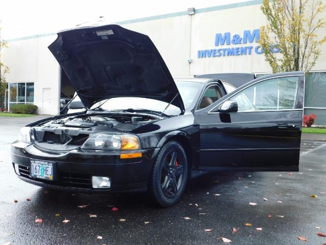 2000 Lincoln LS 3.0L 4DR Fully Loaded Only *107K Miles - Photo 25 - Portland, OR 97217