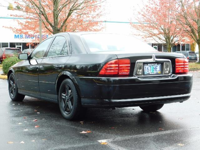 2000 Lincoln LS 3.0L 4DR Fully Loaded Only *107K Miles - Photo 6 - Portland, OR 97217