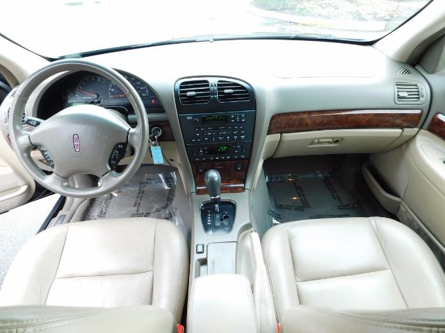 2000 Lincoln LS 3.0L 4DR Fully Loaded Only *107K Miles - Photo 13 - Portland, OR 97217