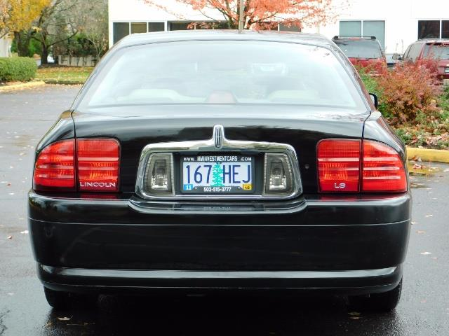 2000 Lincoln LS 3.0L 4DR Fully Loaded Only *107K Miles - Photo 7 - Portland, OR 97217