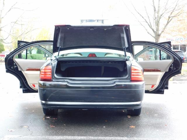 2000 Lincoln LS 3.0L 4DR Fully Loaded Only *107K Miles - Photo 28 - Portland, OR 97217