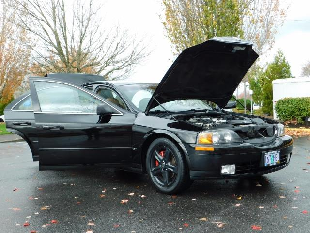 2000 Lincoln LS 3.0L 4DR Fully Loaded Only *107K Miles - Photo 11 - Portland, OR 97217