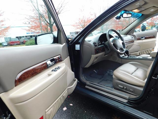 2000 Lincoln LS 3.0L 4DR Fully Loaded Only *107K Miles - Photo 14 - Portland, OR 97217