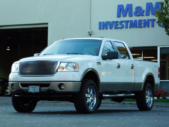 2006 Ford F-150 Lariat Lariat 4dr SuperCrew / Long Bed 6.5 FT/ 4X4 - Photo 1 - Portland, OR 97217