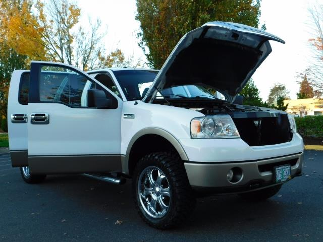 2006 Ford F-150 Lariat Lariat 4dr SuperCrew / Long Bed 6.5 FT/ 4X4 - Photo 31 - Portland, OR 97217