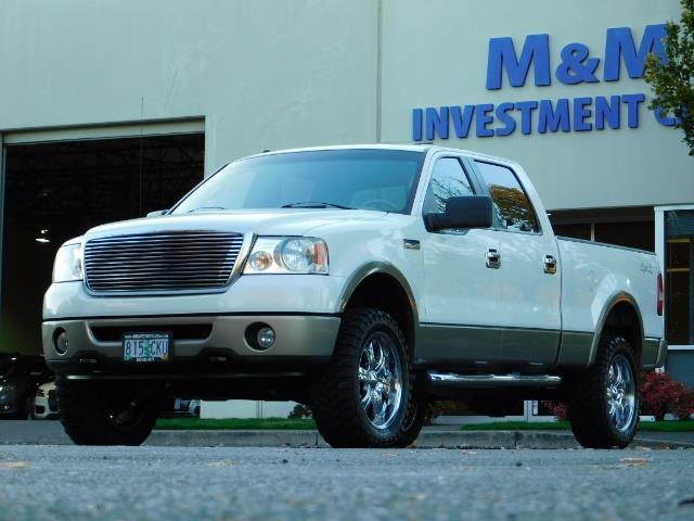 2006 Ford F-150 Lariat Lariat 4dr SuperCrew / Long Bed 6.5 FT/ 4X4 - Photo 42 - Portland, OR 97217