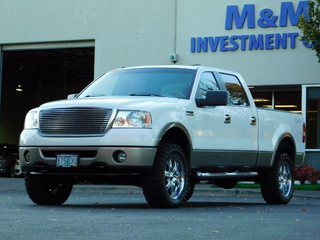 2006 Ford F-150 Lariat Lariat 4dr SuperCrew / Long Bed 6.5 FT/ 4X4 - Photo 44 - Portland, OR 97217