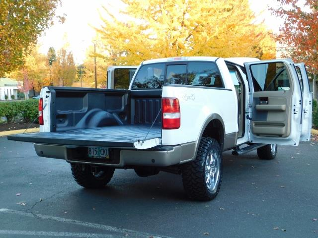 2006 Ford F-150 Lariat Lariat 4dr SuperCrew / Long Bed 6.5 FT/ 4X4 - Photo 29 - Portland, OR 97217