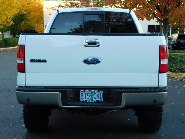2006 Ford F-150 Lariat Lariat 4dr SuperCrew / Long Bed 6.5 FT/ 4X4 - Photo 6 - Portland, OR 97217