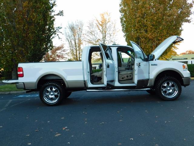 2006 Ford F-150 Lariat Lariat 4dr SuperCrew / Long Bed 6.5 FT/ 4X4 - Photo 30 - Portland, OR 97217