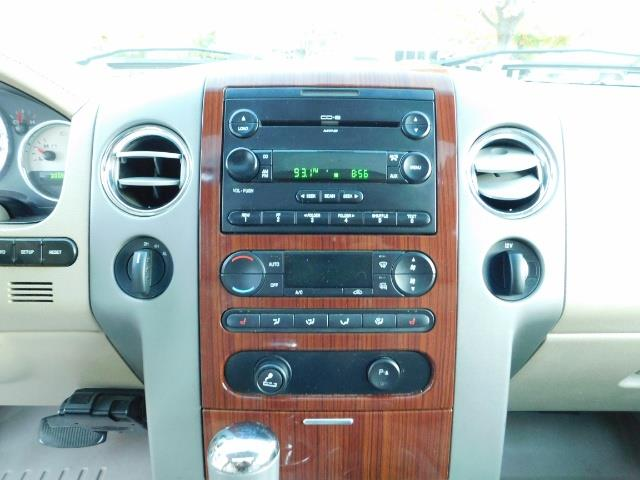 2006 Ford F-150 Lariat Lariat 4dr SuperCrew / Long Bed 6.5 FT/ 4X4 - Photo 20 - Portland, OR 97217