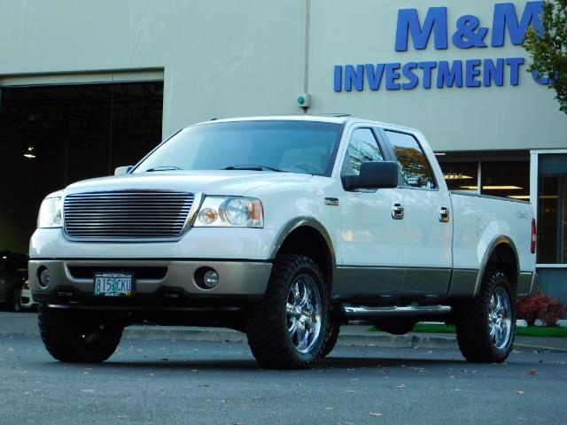 2006 Ford F-150 Lariat Lariat 4dr SuperCrew / Long Bed 6.5 FT/ 4X4 - Photo 45 - Portland, OR 97217