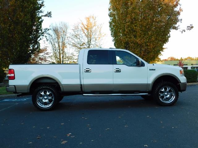 2006 Ford F-150 Lariat Lariat 4dr SuperCrew / Long Bed 6.5 FT/ 4X4 - Photo 4 - Portland, OR 97217