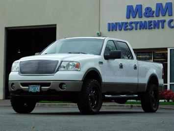 2006 Ford F-150 Lariat Lariat 4dr SuperCrew / Long Bed 6.5 FT/ 4X4 Truck