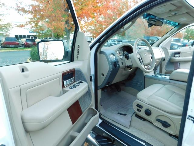 2006 Ford F-150 Lariat Lariat 4dr SuperCrew / Long Bed 6.5 FT/ 4X4 - Photo 13 - Portland, OR 97217