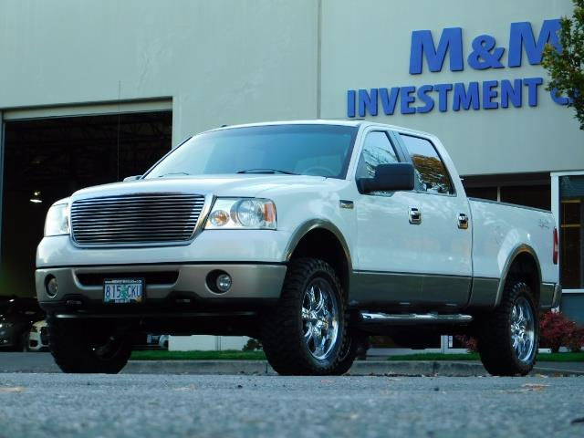 2006 Ford F-150 Lariat Lariat 4dr SuperCrew / Long Bed 6.5 FT/ 4X4 - Photo 43 - Portland, OR 97217