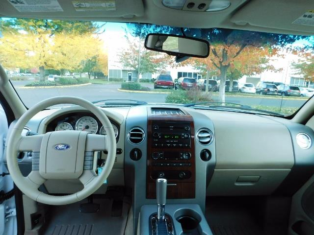 2006 Ford F-150 Lariat Lariat 4dr SuperCrew / Long Bed 6.5 FT/ 4X4 - Photo 34 - Portland, OR 97217