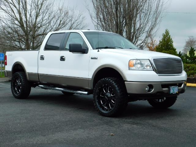 2006 Ford F-150 Lariat Lariat 4dr SuperCrew / Long Bed 6.5 FT/ 4X4 - Photo 2 - Portland, OR 97217