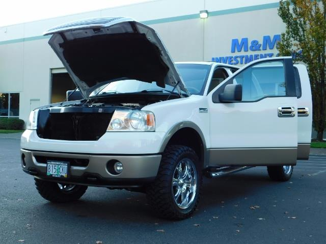 2006 Ford F-150 Lariat Lariat 4dr SuperCrew / Long Bed 6.5 FT/ 4X4 - Photo 25 - Portland, OR 97217