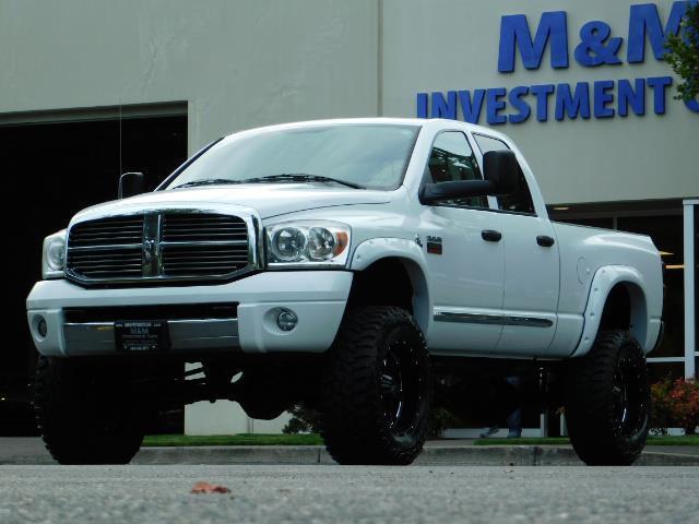 2007 Dodge Ram 2500 LARAMIE / 4X4 / HO 5.9 L CUMMINS DIESEL / LIFTED ! - Photo 1 - Portland, OR 97217