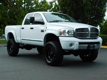 2007 Dodge Ram 2500 LARAMIE / 4X4 / HO 5.9 L CUMMINS DIESEL / LIFTED ! Truck
