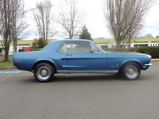 1968 Ford Mustang V8 / Restored / Excel Cond - Photo 4 - Portland, OR 97217