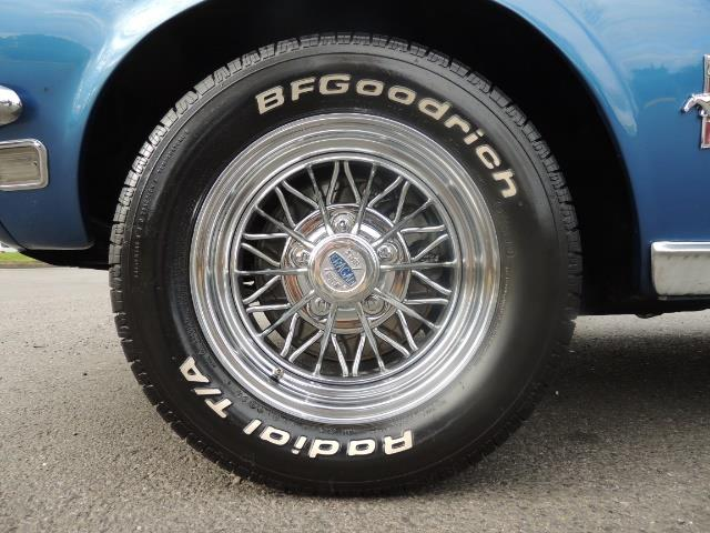 1968 Ford Mustang V8 / Restored / Excel Cond - Photo 22 - Portland, OR 97217