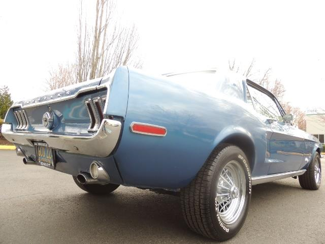1968 Ford Mustang V8 / Restored / Excel Cond - Photo 11 - Portland, OR 97217