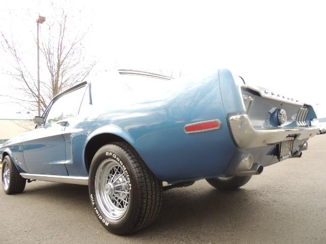 1968 Ford Mustang V8 / Restored / Excel Cond - Photo 12 - Portland, OR 97217