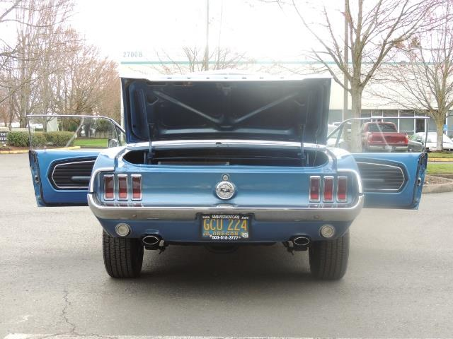 1968 Ford Mustang V8 / Restored / Excel Cond - Photo 30 - Portland, OR 97217