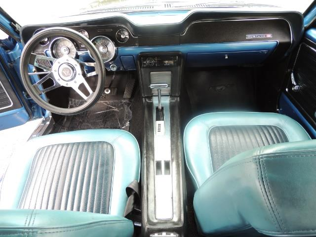 1968 Ford Mustang V8 / Restored / Excel Cond - Photo 17 - Portland, OR 97217