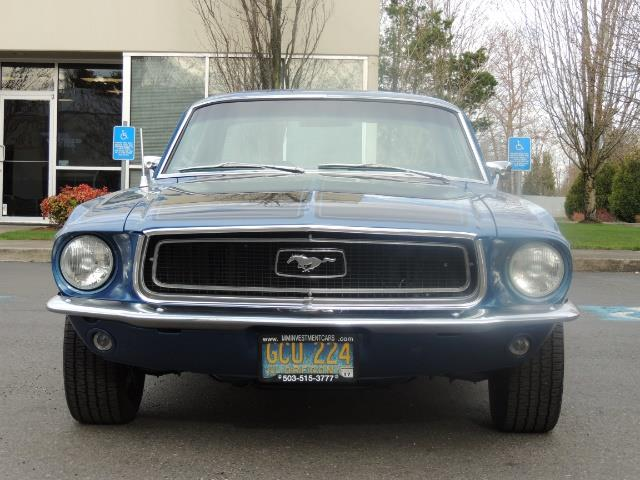 1968 Ford Mustang V8 / Restored / Excel Cond - Photo 5 - Portland, OR 97217