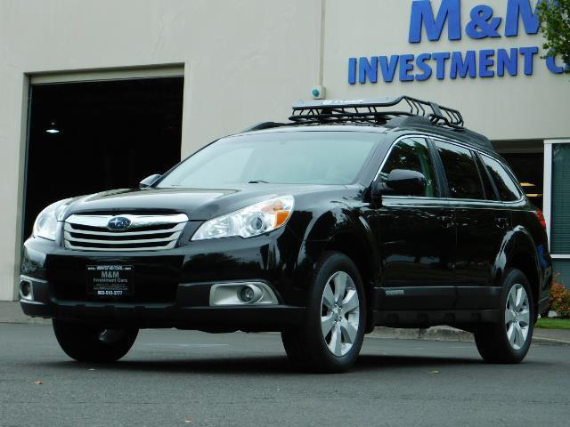 2012 Subaru Outback 2.5i Premium / AWD / HEATED SEATS / 1-Owner - Photo 1 - Portland, OR 97217