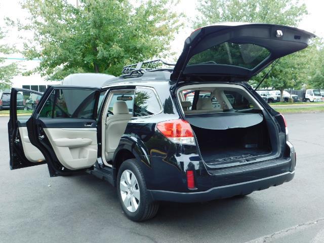 2012 Subaru Outback 2.5i Premium / AWD / HEATED SEATS / 1-Owner - Photo 25 - Portland, OR 97217