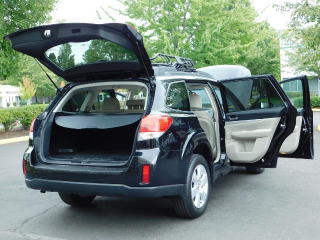 2012 Subaru Outback 2.5i Premium / AWD / HEATED SEATS / 1-Owner - Photo 27 - Portland, OR 97217