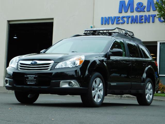 2012 Subaru Outback 2.5i Premium / AWD / HEATED SEATS / 1-Owner - Photo 41 - Portland, OR 97217