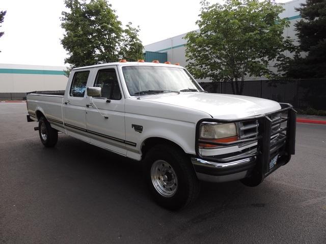 1995 Ford F-350 / 7.3 L DIESEL / 5-Speed Manual / 2wd / LongBed - Photo 2 - Portland, OR 97217