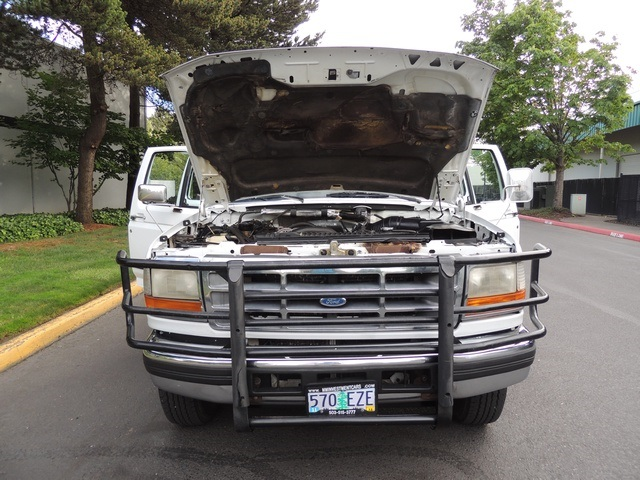 1995 Ford F-350 / 7.3 L DIESEL / 5-Speed Manual / 2wd / LongBed - Photo 16 - Portland, OR 97217