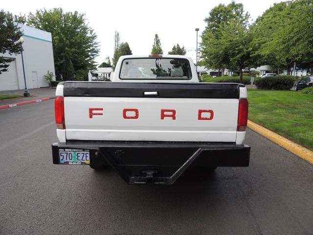 1995 Ford F-350 / 7.3 L DIESEL / 5-Speed Manual / 2wd / LongBed - Photo 6 - Portland, OR 97217