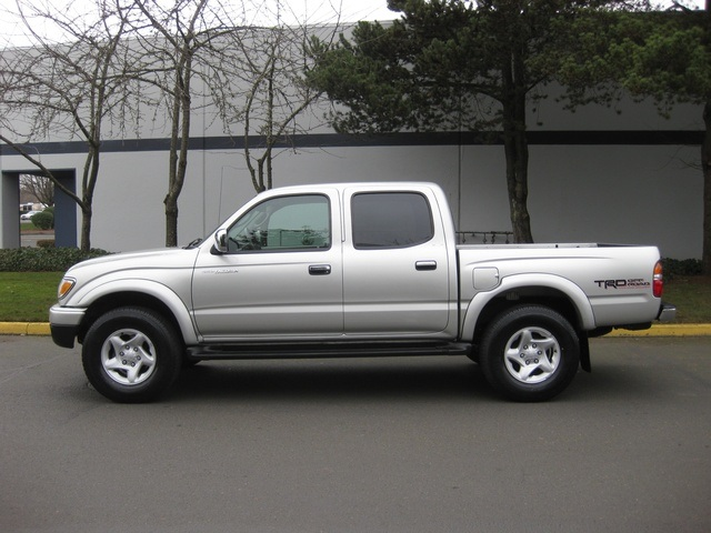 2004 Toyota Tacoma V6 4wd Limited Double Cab Leather 1