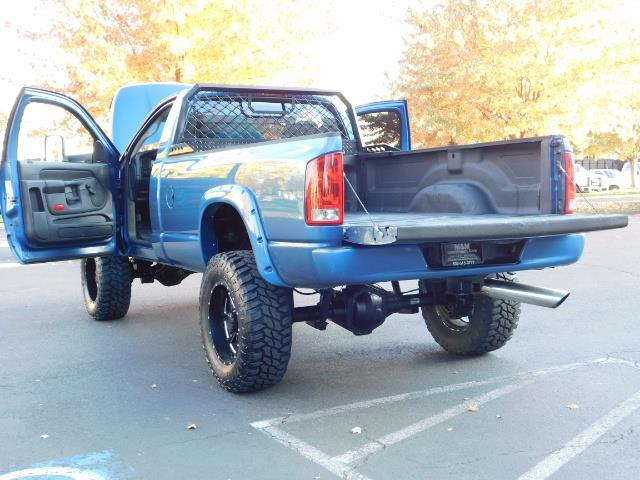 2004 Dodge Ram 2500 4X4 Long Bed / 5.9 L H.O DIESEL / 6-SPEED / LIFTED - Photo 26 - Portland, OR 97217