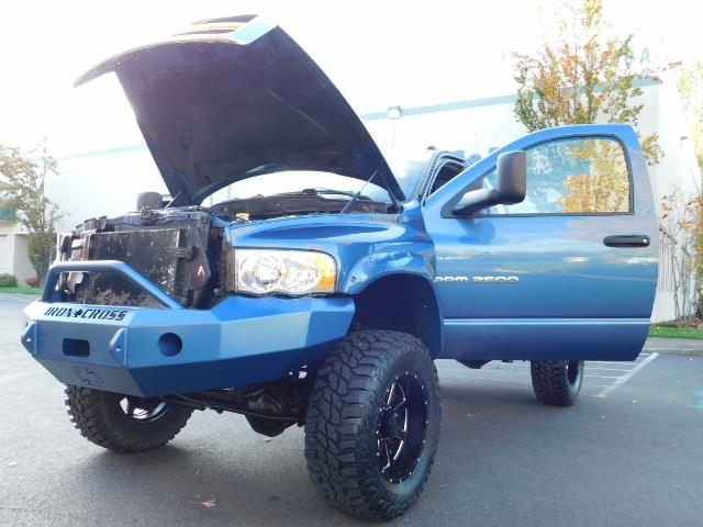 2004 Dodge Ram 2500 4X4 Long Bed / 5.9 L H.O DIESEL / 6-SPEED / LIFTED - Photo 25 - Portland, OR 97217