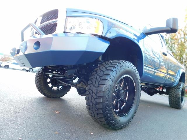 2004 Dodge Ram 2500 4X4 Long Bed / 5.9 L H.O DIESEL / 6-SPEED / LIFTED - Photo 9 - Portland, OR 97217