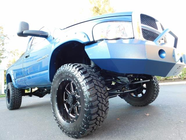 2004 Dodge Ram 2500 4X4 Long Bed / 5.9 L H.O DIESEL / 6-SPEED / LIFTED - Photo 10 - Portland, OR 97217